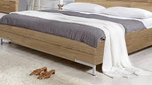 Schlafzimmer In Beige London Futonbett Für Schlafzimmer In Plankeneiche 180x200 Cm