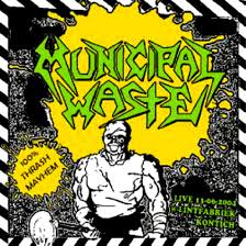 municipal waste estados unidos discografía old tendencies