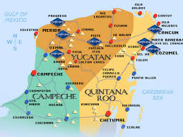 Guerrero Mexico Map by Uxmal Yucatan Mexico Be A Conscious Travelerbe A Conscious