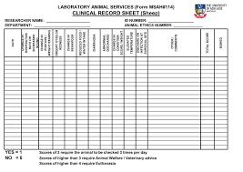 Farm Budget Spreadsheet Goat Weight Keeping Sheet Clinical Record Sheet Sheep Goats