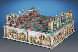 1 65 million chess set recreates battle of issus mental floss
