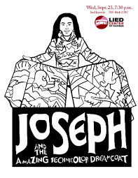 joseph and the amazing technicolor dreamcoat lied center