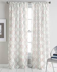 coco hourglass curtain panel curtainworks com