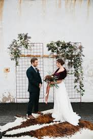 fbeat Boho Mixed with Industrial Chic Wedding Ideas in Boston
