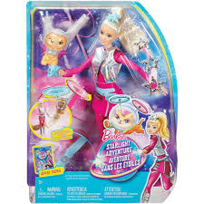 barbie starlight adventure galaxy barbie action doll super daily
