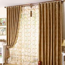 Yellow Brown Curtains 3 Tips To Order Yellow Curtain Panel For Window Altadyn