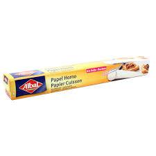 papier sulfuris cuisine albal papier cuisson anti adhérent 8 mètres houra fr