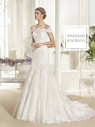 wedding dresses for sale bridal sle sale trends fara sposa rosa clara and many