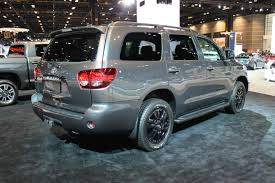toyota suv sequoia 2018 toyota sequoia suv chicago debut release date and specs