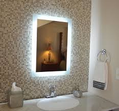 bathroom mirrors with led lights amusing mirror lighting 2017