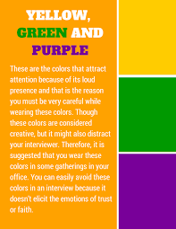 worst colors how to dress for a job interview tips for male and female wisestep