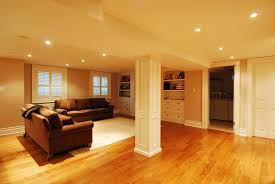 Diy Basement Flooring Basement Floor Finishing Ideas Finished Basement Floor Ideas