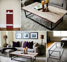 How To Make Reclaimed Wood Coffee Table Diy Reclaimed Wood Coffee Table Photography
