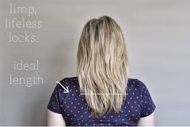 medium length hair styles from the back view the clavicut the small things blog