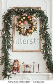 Christmas Tree Wreath Form - horse wreath stock images royalty free images u0026 vectors