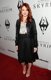 alexandra breckenridge photos photos the elder scrolls v skyrim