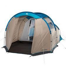 toile de tente 4 places 2 chambres tente de cing familiale arpenaz 4 2 4 personnes quechua