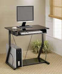 Modern Computer Desk For Home Table Design Small Corner Computer Desk With File Drawer What