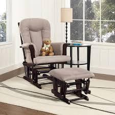furniture magnificent glider rocker cushions glider recliner