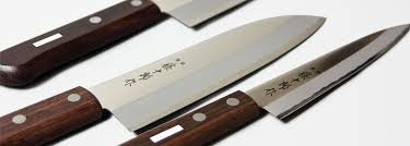 Types Of Japanese Kitchen Knives Japanese Knives Yanagi Deba Usuba Imported From Japan By Miya