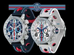 martini livery lancia martini racing teams up with brm for iconic timepiece collection