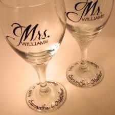 wine glasses for wedding best 25 wedding wine glasses ideas on diy wine