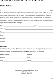 model release form template free maryland model release form 1 for free tidyform