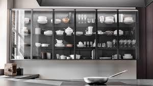 kitchen glass wall cabinets bright wall unit glass kitchen cabinets dada