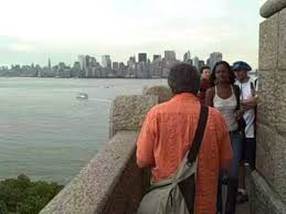 Pedestal Access To Statue Of Liberty Pedestal View Statue Of Liberty Part 2 Youtube