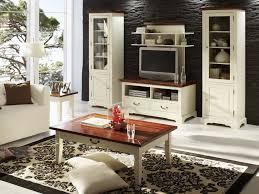 Wohnzimmer Antik Schrankwand Landhausstil Dekoration Und Interior Design Als