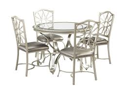 signature design by ashley shollyn 5 piece dining table set in