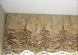 How To Make Balloon Shade Curtains Valance How To Make A Balloon Valance Curtain Cool Puffed Window