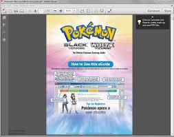 pokemon soul silver strategy guide download pdf