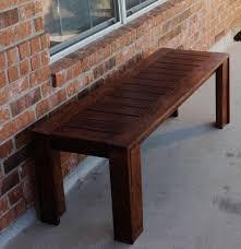 26 amazing simple outdoor benches pixelmari com
