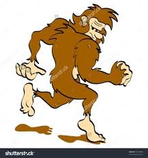 shutterstock stock bigfoot monster truck big foot clipart icon pencil and in color big foot clipart icon