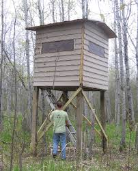 Box Blind Plans Bow Building Designs Self Longbow Plans Submited Images