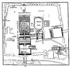 Baths Of Caracalla Floor Plan World Captions 1