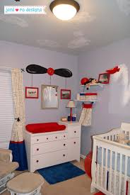 Nursery Curtain Tie Backs by Jeni Ro Nursery Design U2013 My Son U0027s Room