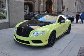 green bentley 2013 bentley continental gt v8 stock gc1401a for sale near