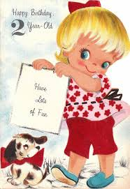 1072 best vintage children u0027s birthday cards images on pinterest