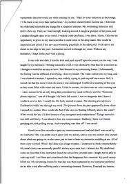 all about me writing paper personal reflection essay popp s english iii website final narrative writing