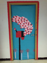 Valentine S Day Door Decorations Ideas by Valentine U0027s Classroom Door