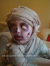 Halloween Mummy Costumes Coolest Baby Mummy Costume Homemade Baby Costumes Babies