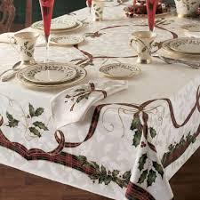 lenox chirp tablecloth hats america
