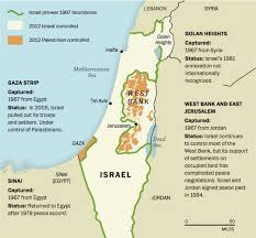 Israel Map 1948 9 Questions About Israel Gaza You Were Too Embarrassed To Ask