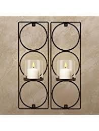 Wall Sconces Candles Holder Shop Amazon Com Candle Sconces