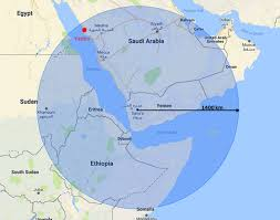 Google Maps Radius Oil Markets Must Believe The Saudi Aramco Yanbu Refinery Fire Was