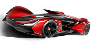 ferrari truck concept futuristic concept sports car modern technology and concepts