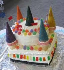 candyland castle coolest candyland castle cake