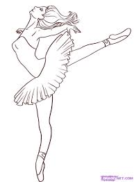 ballet pictures to color millicent mouse u0027s blog